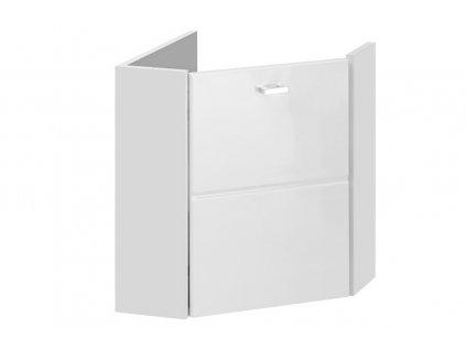 szafka narozna pod umywalke finka white 824 30301
