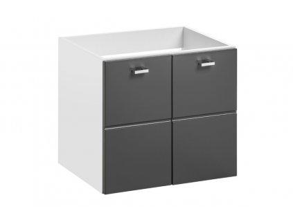 szafka pod umywalke finka grey 823 50 cm51141