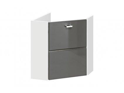 szafka narozna pod umywalke finka grey 824 40 cm30551