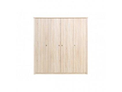 szafa 4 drzwi