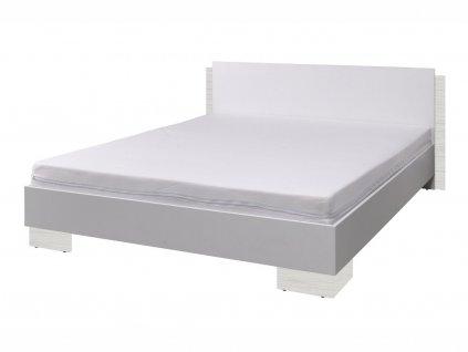 11580 lux stripes postel bila