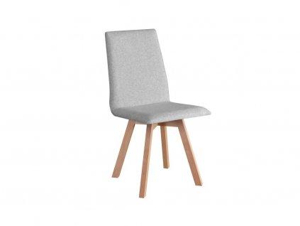 149343 hugo 2 moderna drevena calunena jedalenska stol 002