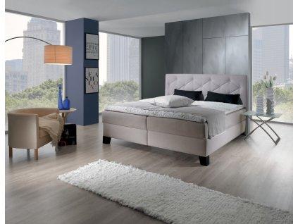 Manželská posteľ DIVA