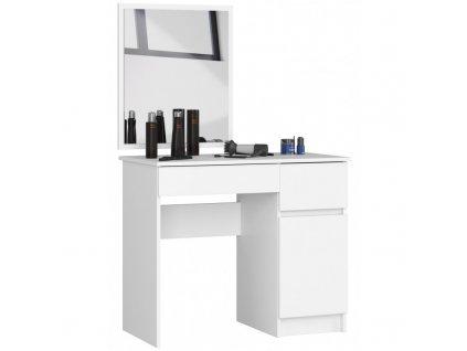 Toaletný stolík so zrkadlom Clips P-2 / 60x50