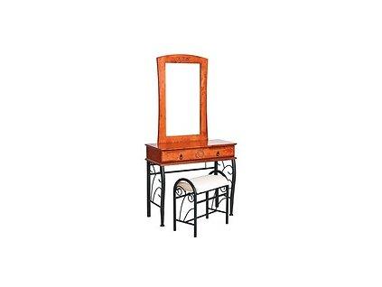 Toaletný stolík: SIGNAL 1102 + taburetka