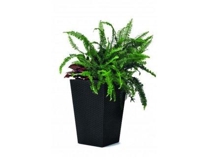 main 17192300 rattan style planter small 3022 rgb