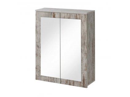 Skrinka zrkadlová 65 Provence 840