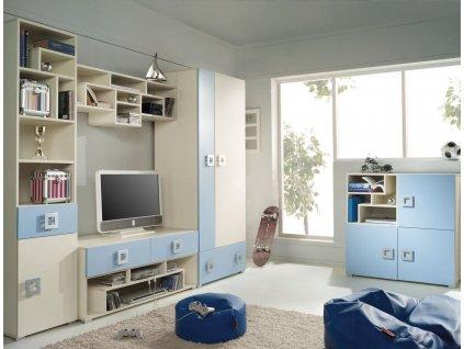 Detská izba LABIRYNT C