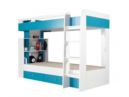 Poschodová posteľ MOBI MO19