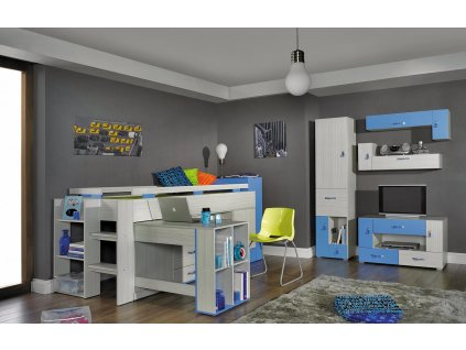 Detská izba Komi B