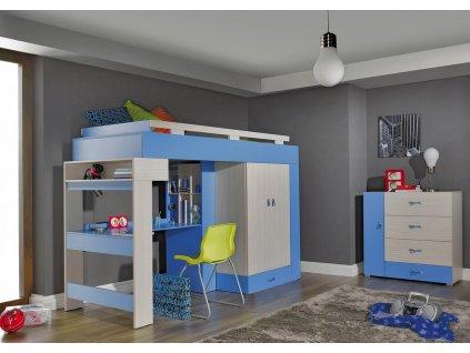 Detská izba Komi D