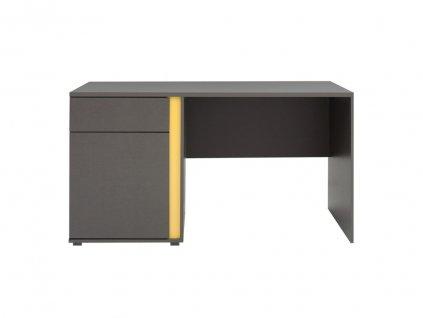Písací stôl Graphic BIU1D1SL