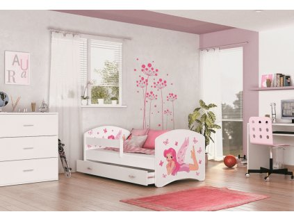Detská posteľ LUCKY 160x80