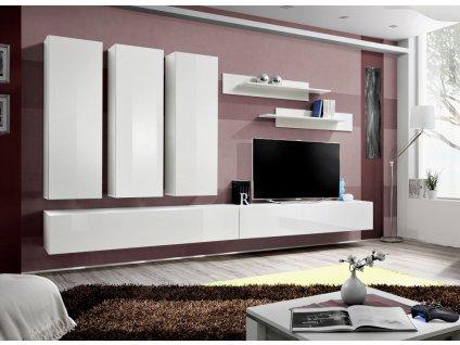 Obývacia stena FLY E1 WIP