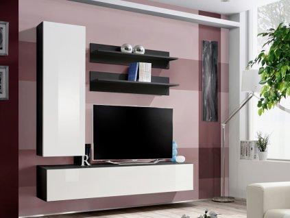Obývacia stena FLY H1 WIP