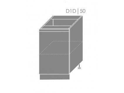 Spodná kuchynská skrinka Florence D1D/50
