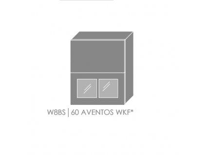 Vrchná kuchynská skrinka Pescara W8BS/60 AVENTOS