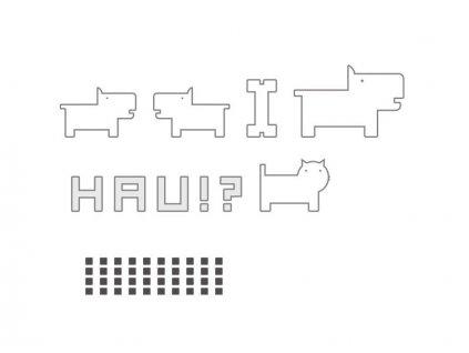 Súprava nálepiek GRAPHIC-HAU