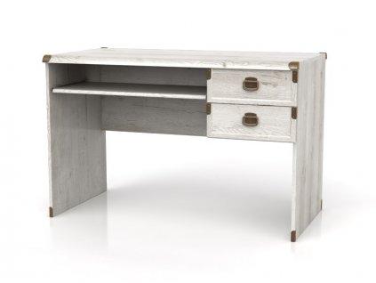 Kancelársky stôl Indiana JBIU 2S BRW