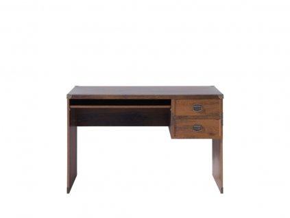 Kancelársky stôl Indiana JBIU 2S (Farebné prevedenie Dub Sutter)