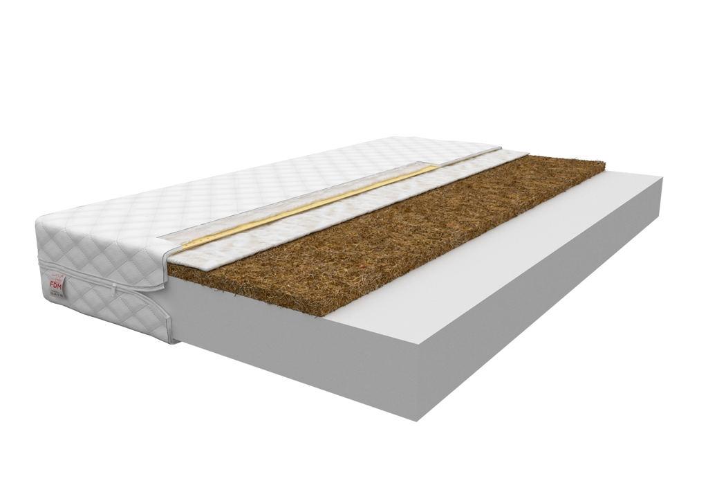 FDM Detský matrac Baby Coco Max PREVEDENIE: 90 x 200 cm