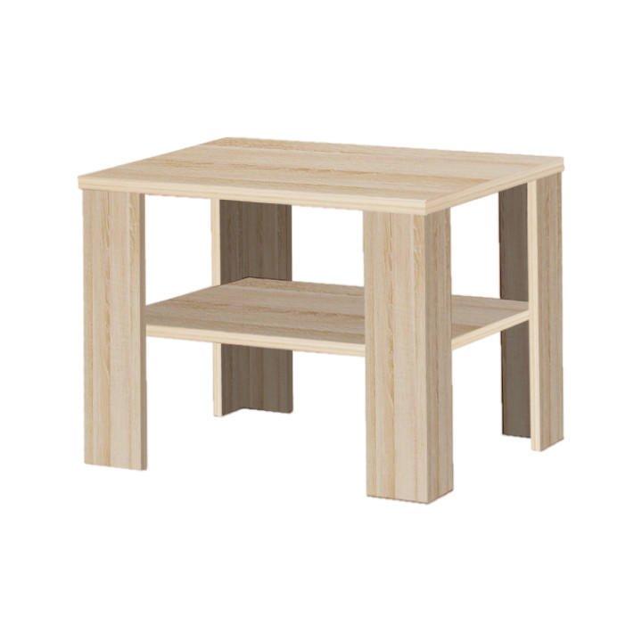Tempo Kondela Konferenčný stolík, malý, dub sonoma, INTERSYS 21