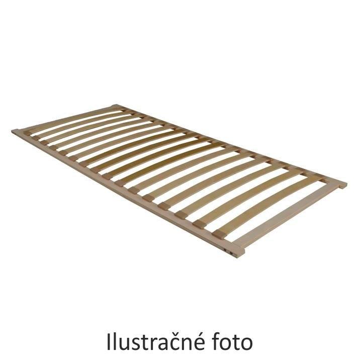 Tempo Kondela Rošt, 160x200 cm, FLEX 3 ZÓNOVÝ