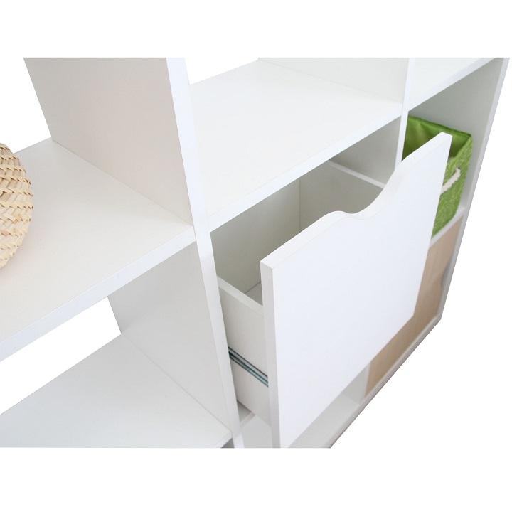 Tempo Kondela Zásuvka, biela, TOFI BOX NEW