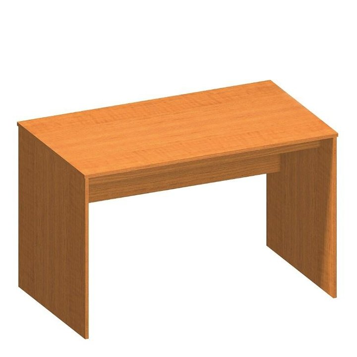 Tempo Kondela Písací stôl, čerešňa, TEMPO ASISTENT NEW 021 PI