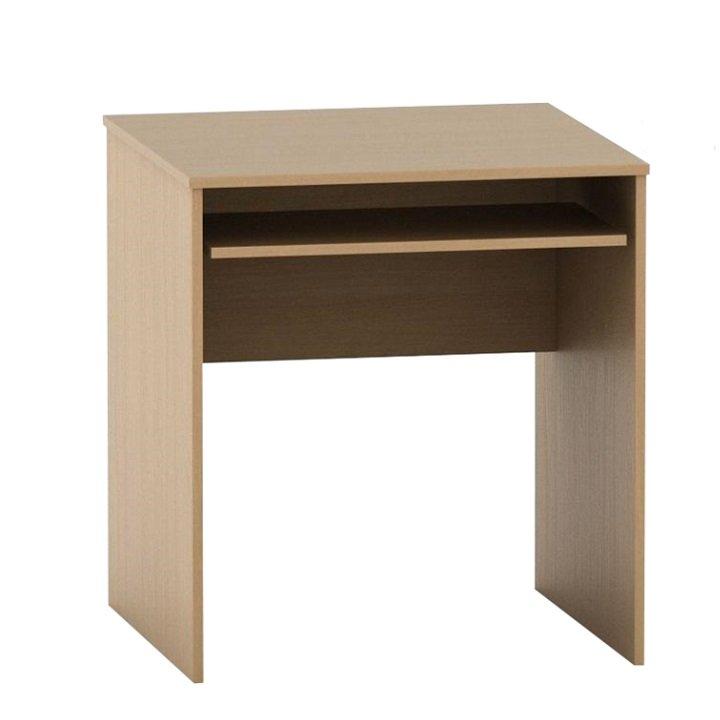 Tempo Kondela Stôl písací s výsuvom, buk, TEMPO ASISTENT NEW 023