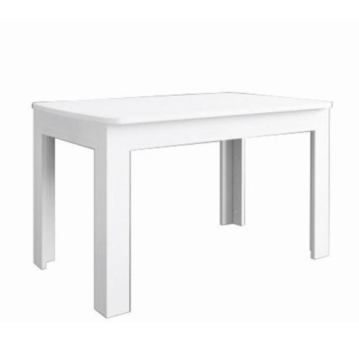 Tempo Kondela Jedálenský rozkladací stôl OLIVIA, DTD laminovaná, woodline krem, TIFFY 15