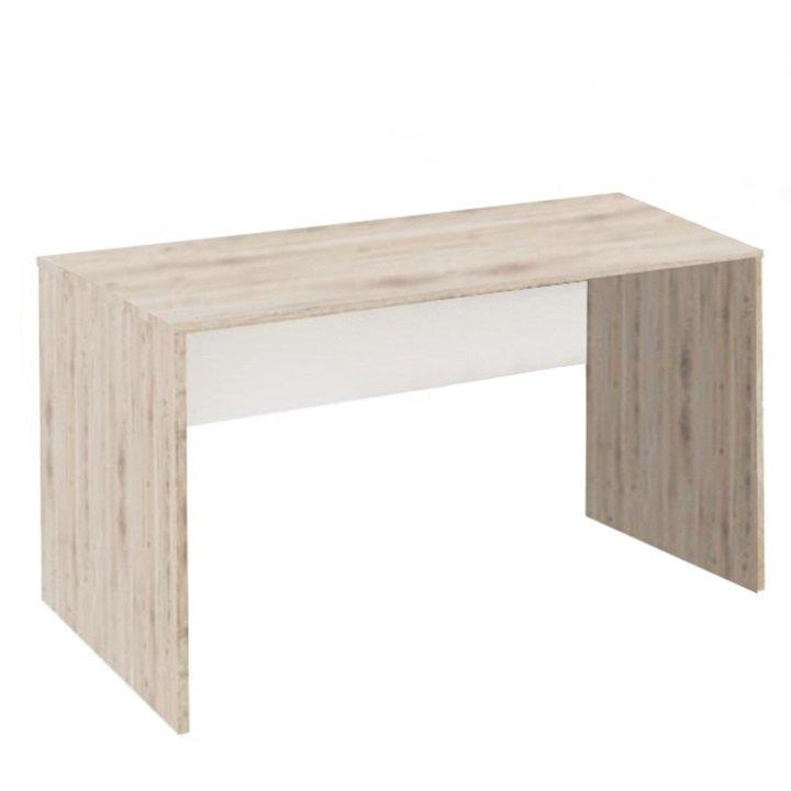Tempo Kondela PC stôl, san remo/biela, RIOMA TYP 11