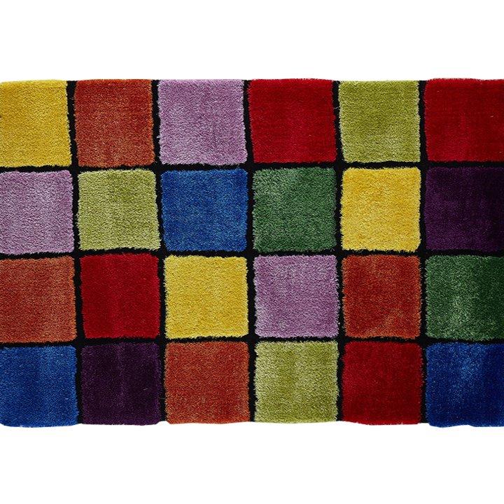 Tempo Kondela Koberec, mix farieb, 80x150, LUDVIG TYP 4