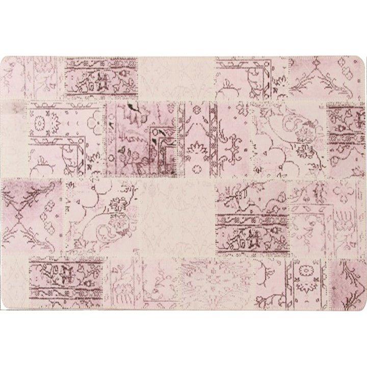 Tempo Kondela Koberec, ružový, 80x150, ADRIEL TYP 3