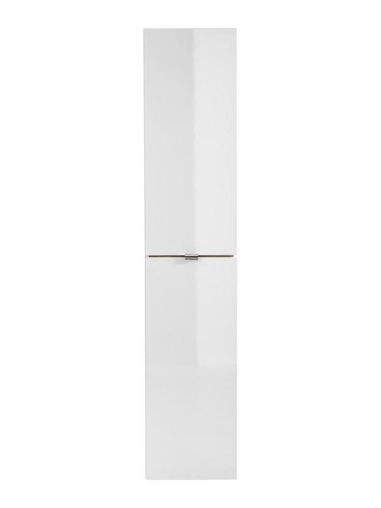 COM Vysoká skrinka CAPRI / biela 800