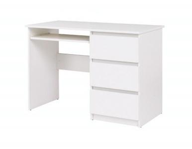 Maridex Písací stôl COSMO C09 FARBA: Biela
