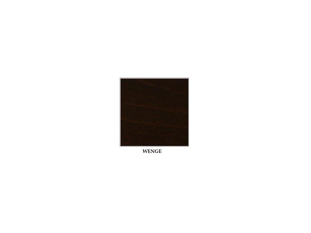 DREWMIX Jedálenský set - MAX V / stoličky BOSS XIV (1+6) Drevo: Wenge