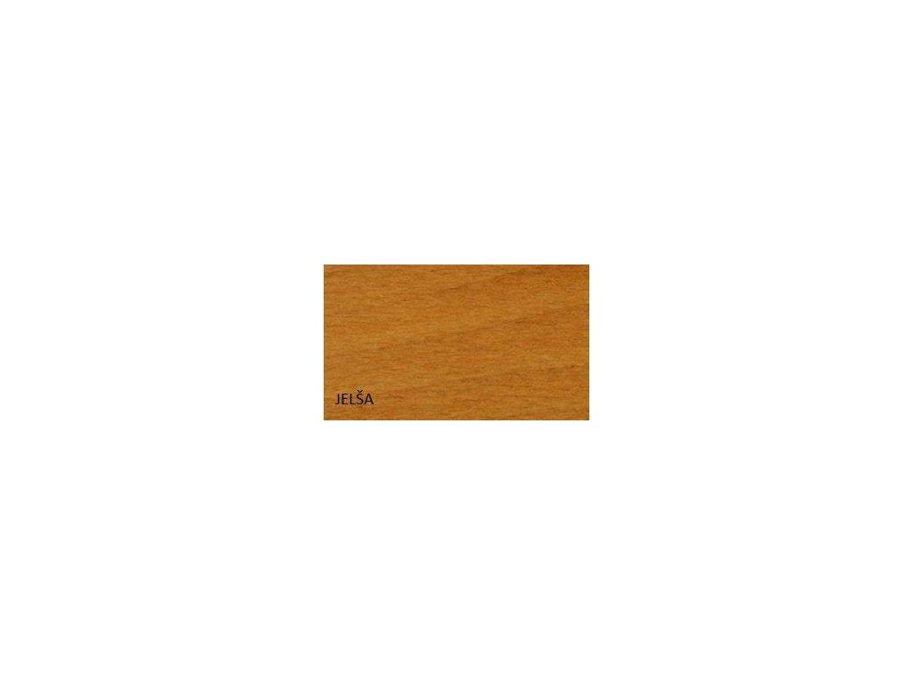DREWMIX Jedálenský set - stôl MODENA I / stoličky NILO II (1+6) Drevo: Jelša