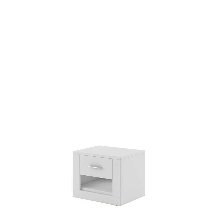 DIG-NET Lenart Nočný stolík IDEA ID-07 FARBA: Biela