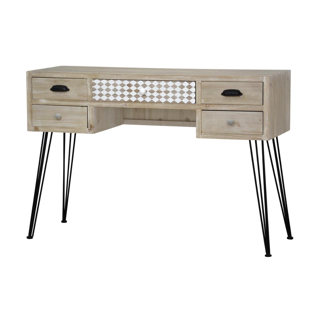 LIVIN HILL Písací stôl Loano LO014