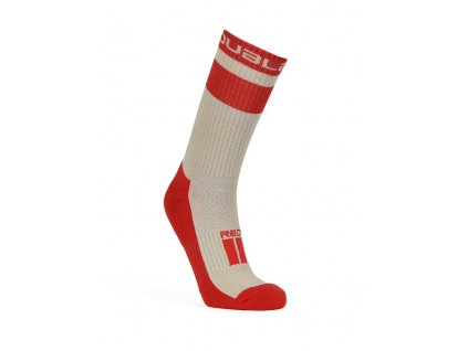 Ponožky THE RED SOCKS SPORT Beige/Red