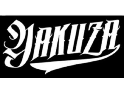 Yakuza samolepka na cokoliv bílá barva 40cm šířka obr1