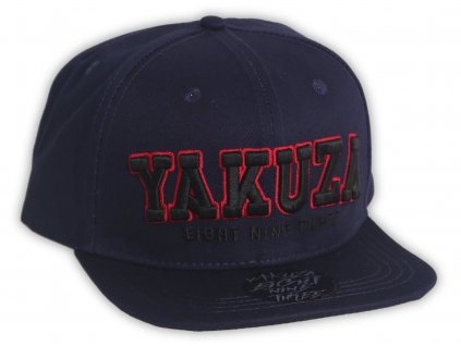 Yakuza 893College Snapback 16304 obr1