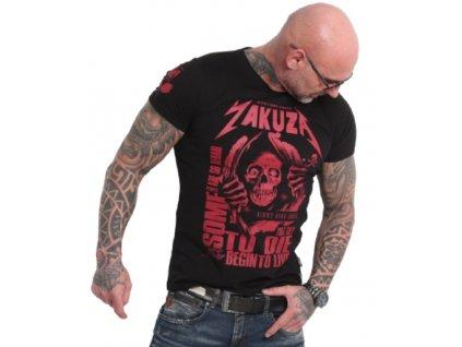 yakuza panske triko tsb 18054 cerna