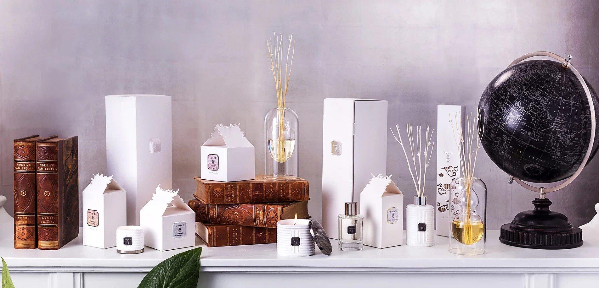 Vuudh bytové parfémy