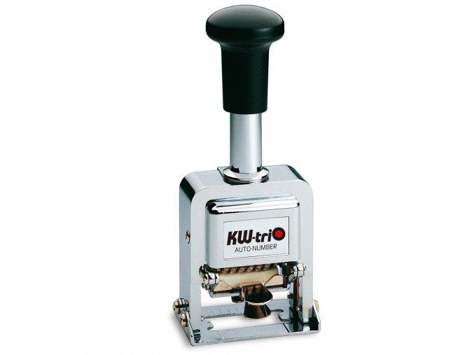 Automatické číslovací razítko KW triO 20600