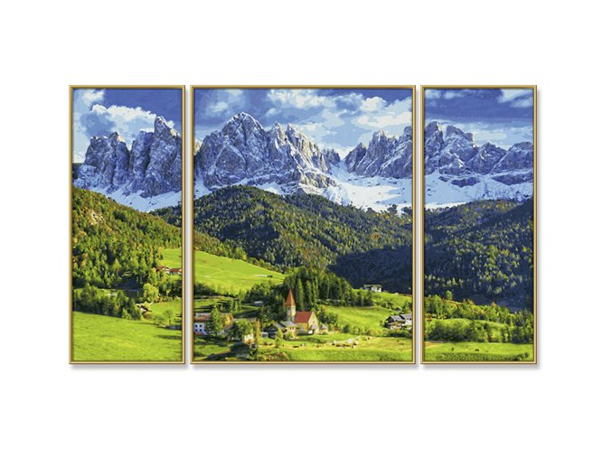 780 sv magdalena v jiznim tyrolsku 50 x 80 cm