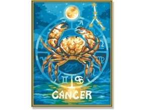 1056 cancer rak 18 x 24 cm