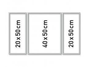 vyr 333alurahmen tritpychon 50 x 80 cm silber matt 605260767 de 00 2
