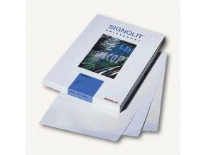 Signolit SIVK - čirý samolepící vinyl pro IJ tiskárny A4